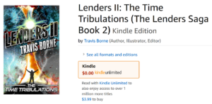 Order Lenders II: The Time Tribulations