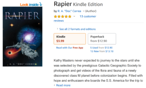 Book review RAPIER