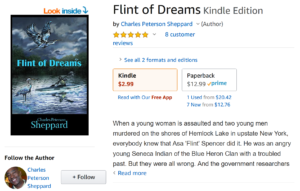 Flint of Dreams Book Review