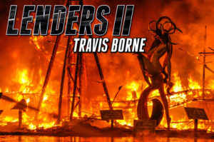 Lenders II, trapped in Hell, novel