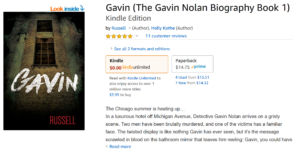 Gavin Book Review