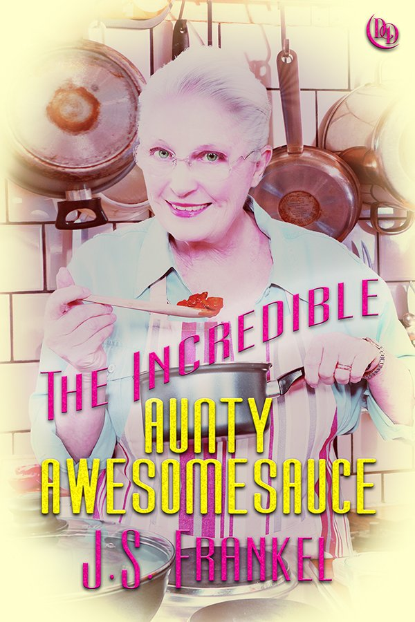 Travis Borne's book review of The Incredible Aunty Awesome sauce