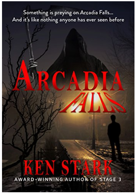 Arcadia Falls by author Ken Stark