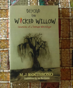 Book review: Beyond the Wicked Willow: Chronicles of a Teenage Witchslayer