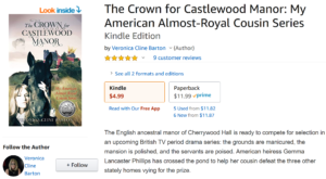 Travis Borne's Book review: The Crown for Castlewood Manor