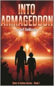 Travis Borne's book review of Into Armageddon, a novel by Jeff DeMarco