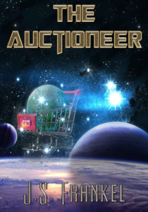 Travis Borne's book review of The Auctioneer