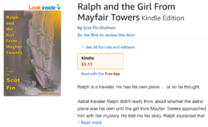Travis Borne Book review: Ralph and the Girl From Mayfair Towers, by Scot Fin