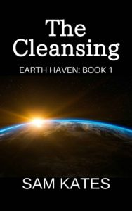 Travis Borne's book review of Sam Kate's, The Cleansing
