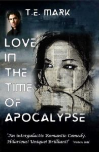 Travis Borne's book review of author TE Marks Love in the Time of the Apocalypse